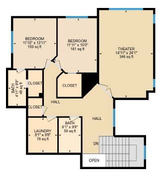 Virtual Floor Plan